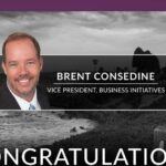Brent Consedine Named Vice President of Business Initiatives