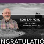 Ron Sanford Named Vice President of Commercial Division