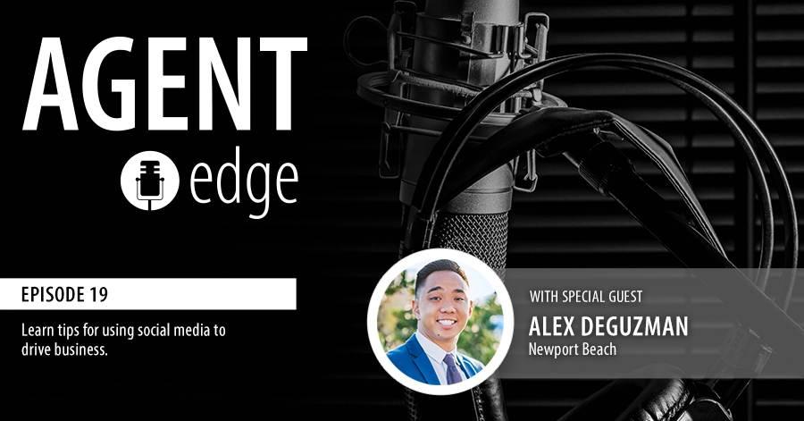 the-agent-edge-podcast-alex-deguzman