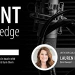The Agent Edge Podcast Episode 26 with Lauren Ravitz