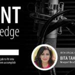 The Agent Edge Podcast Episode 34 with Bita Tahmasebi