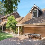 """Rainn Wilson from """"The Office"""" Lists His Equestrian Oasis in Agoura Hills"""