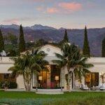 Carpinteria Estate Boasts 360-Degree Views, Vineyard, and Wine Grotto