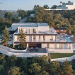"""New Bel Air Contemporary Home was Built by TV's """"Botched"""" Plastic Surgeon"""