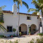 Spanish Colonial Revival-Style Oasis is a Stunner in Montecito