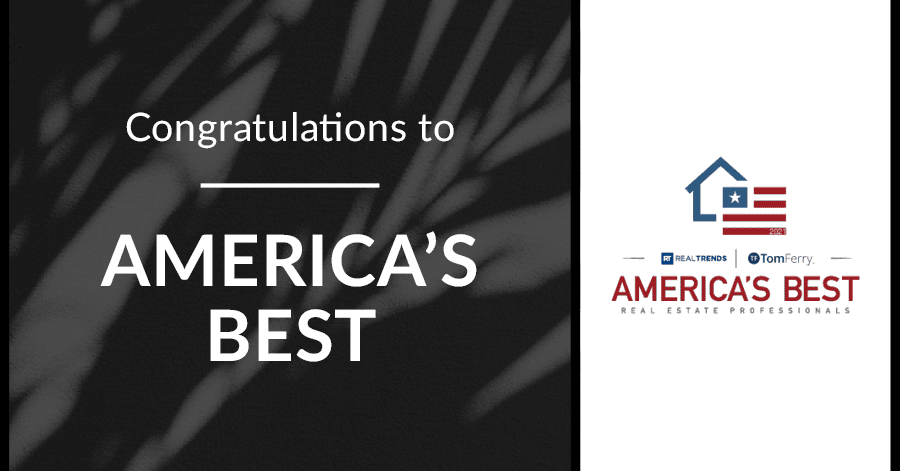 120 Agents and Teams Rank Among 2021 America's Best