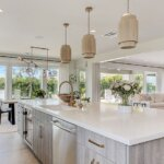 5 Homes with Gorgeous Kitchen Counters