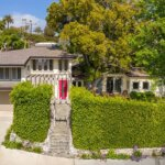 Laguna Beach Estate is Secluded in the Heart of Village