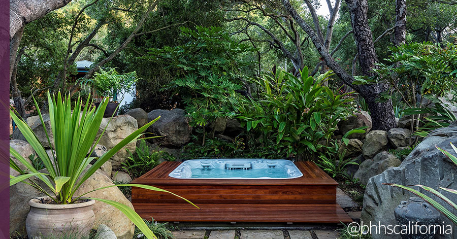 Hot Tubs that will Bring the Heat this Summer