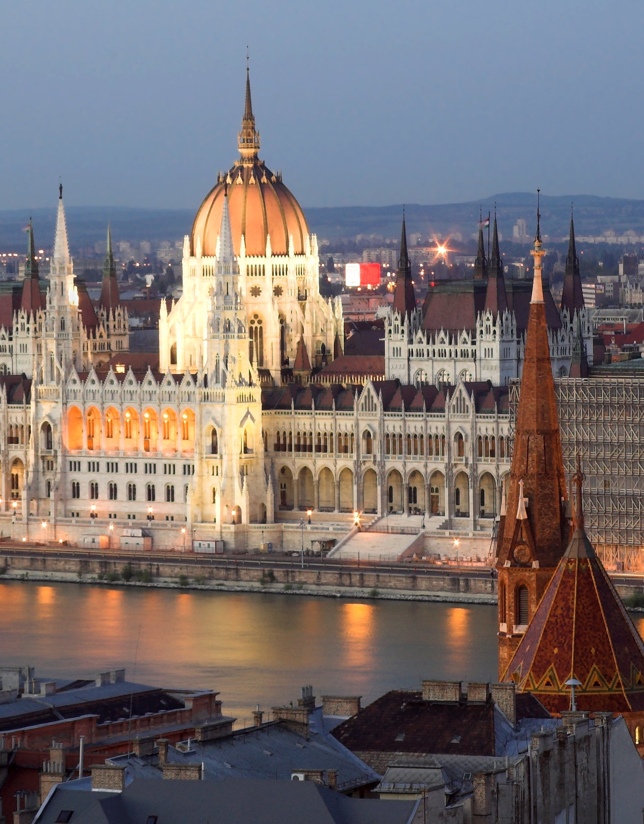 Budapest-Sessions Temporarily Suspended