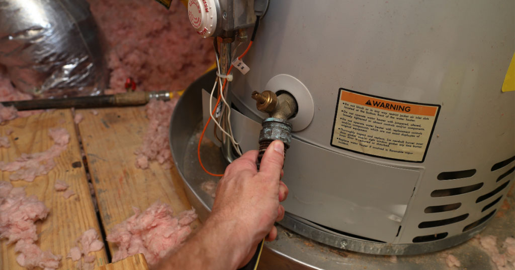 Can You Repair a Broken Water Heater on Your Own?