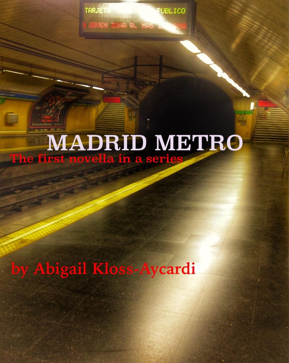 Madrid Metro by Abigail Kloss-Aycardi