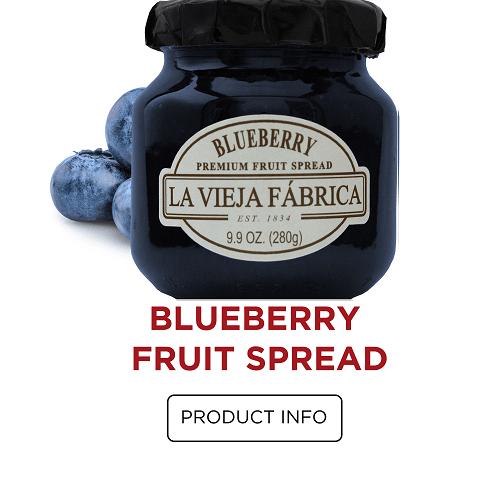 Blueberry Fruit Spread