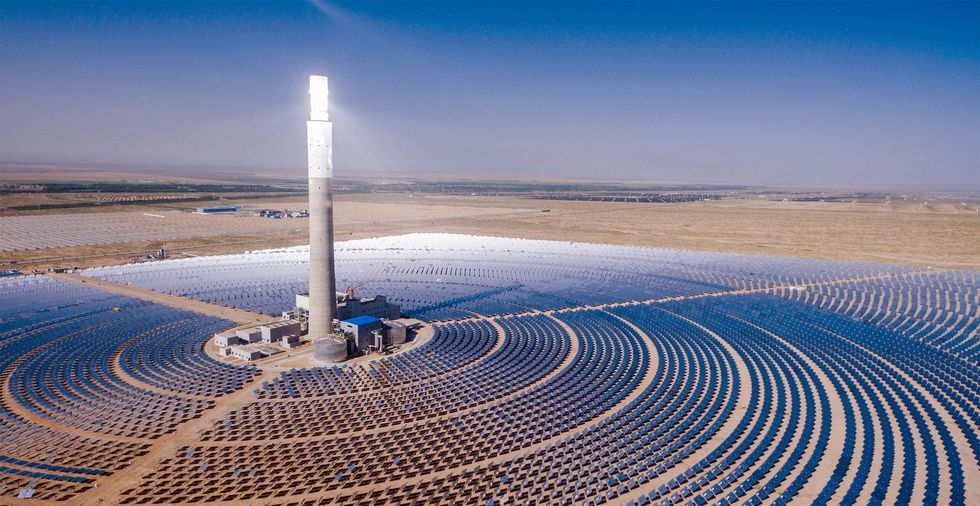 Solar Is the Cheapest Electricity in History