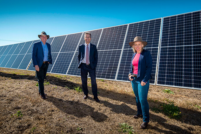 A $90 Million Solar Farm Makes University of Queensland 100% Renewable
