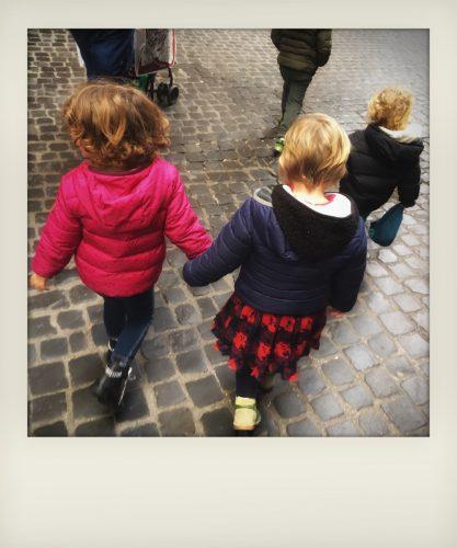 Bambini in vacanza a Roma per Natale