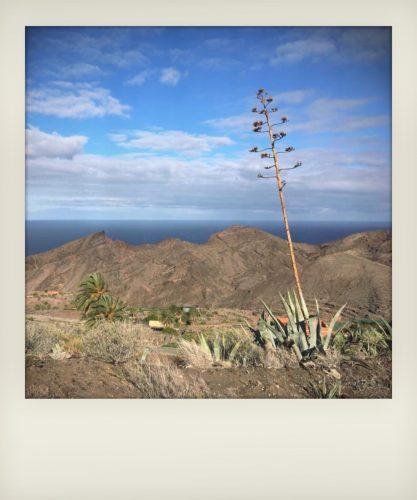 Trekking a La Gomera