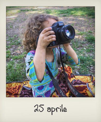 Lezioni di fotografia per bambini
