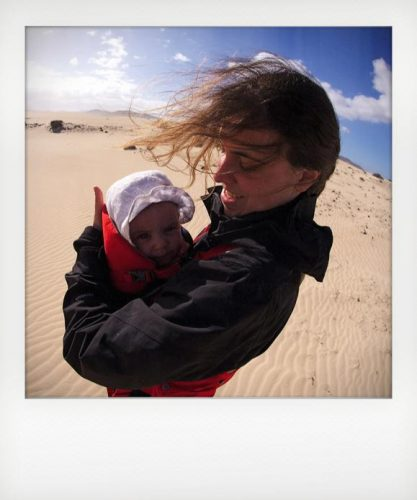 Spiagge delle Canarie con bambini
