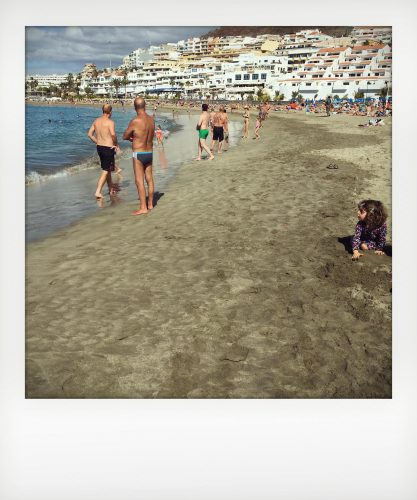 Tenerife - Lo Cristianos