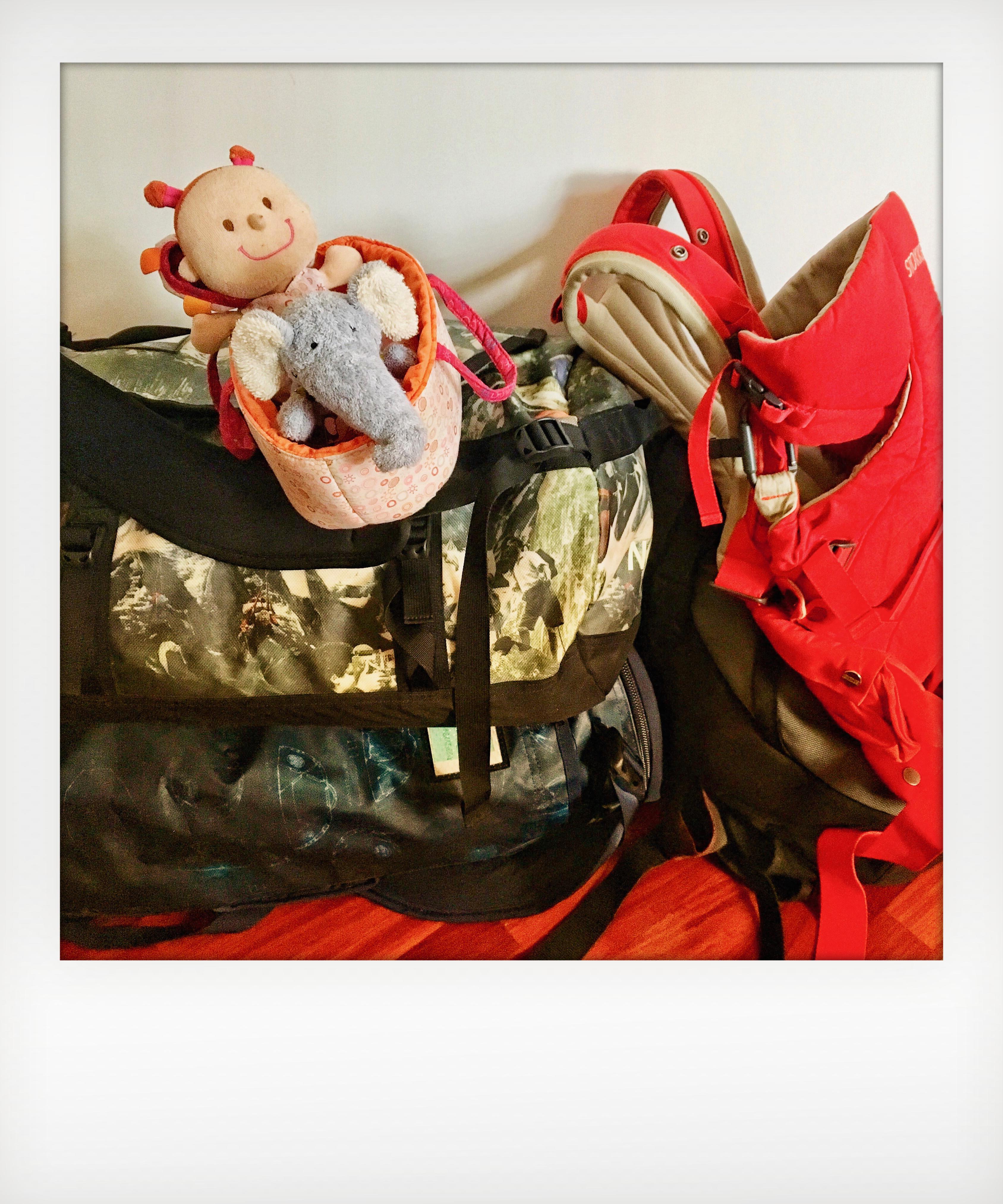 Le valige dei bambini: come scegliere e cosa portare