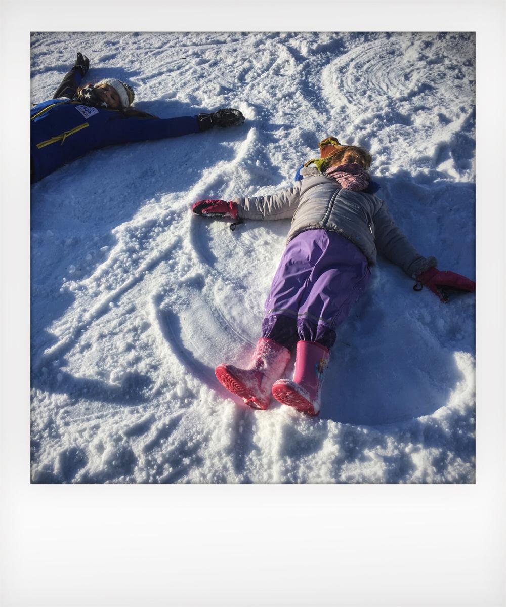 Una giornata sulla neve (senza sci)