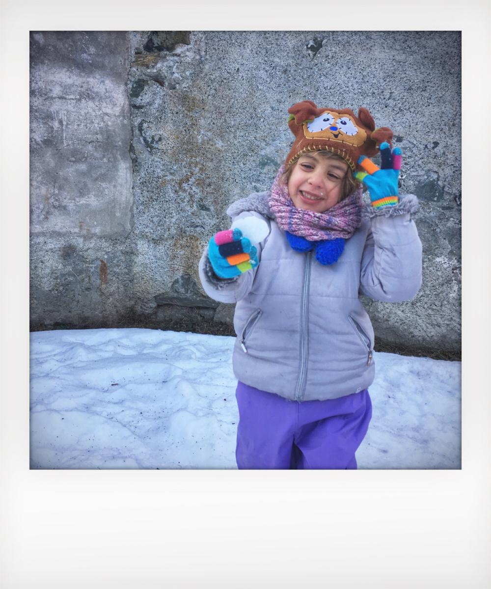 Sulla neve vicino a Roma: dove andare con i bimbi