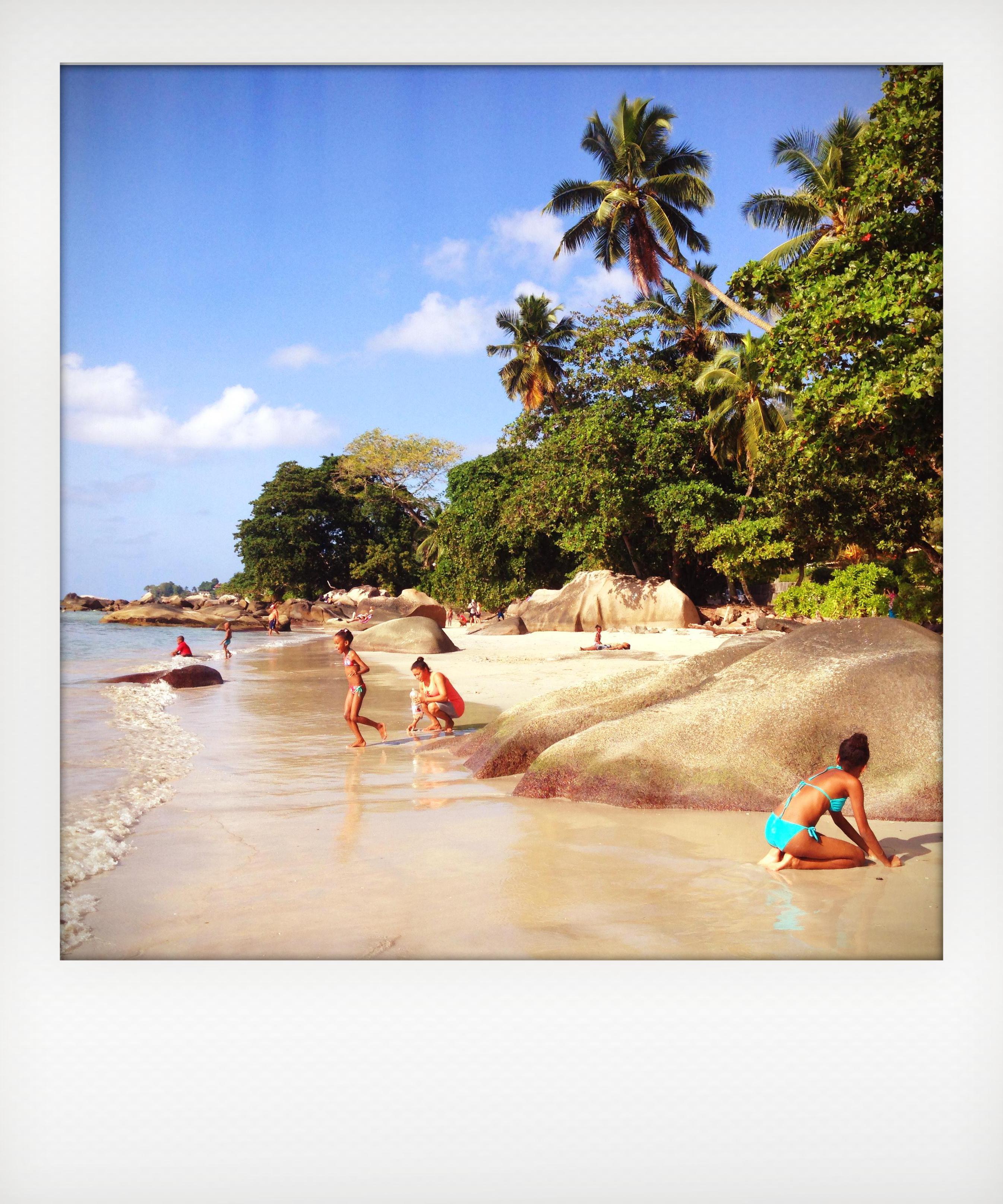 Viaggi all'estero con bambini - Seychelles