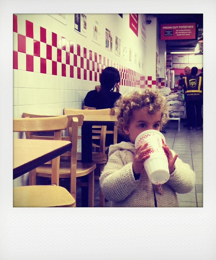 Mangiare a New York con i bambini