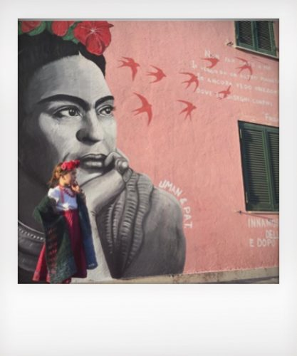 I luoghi di Frida Kalho