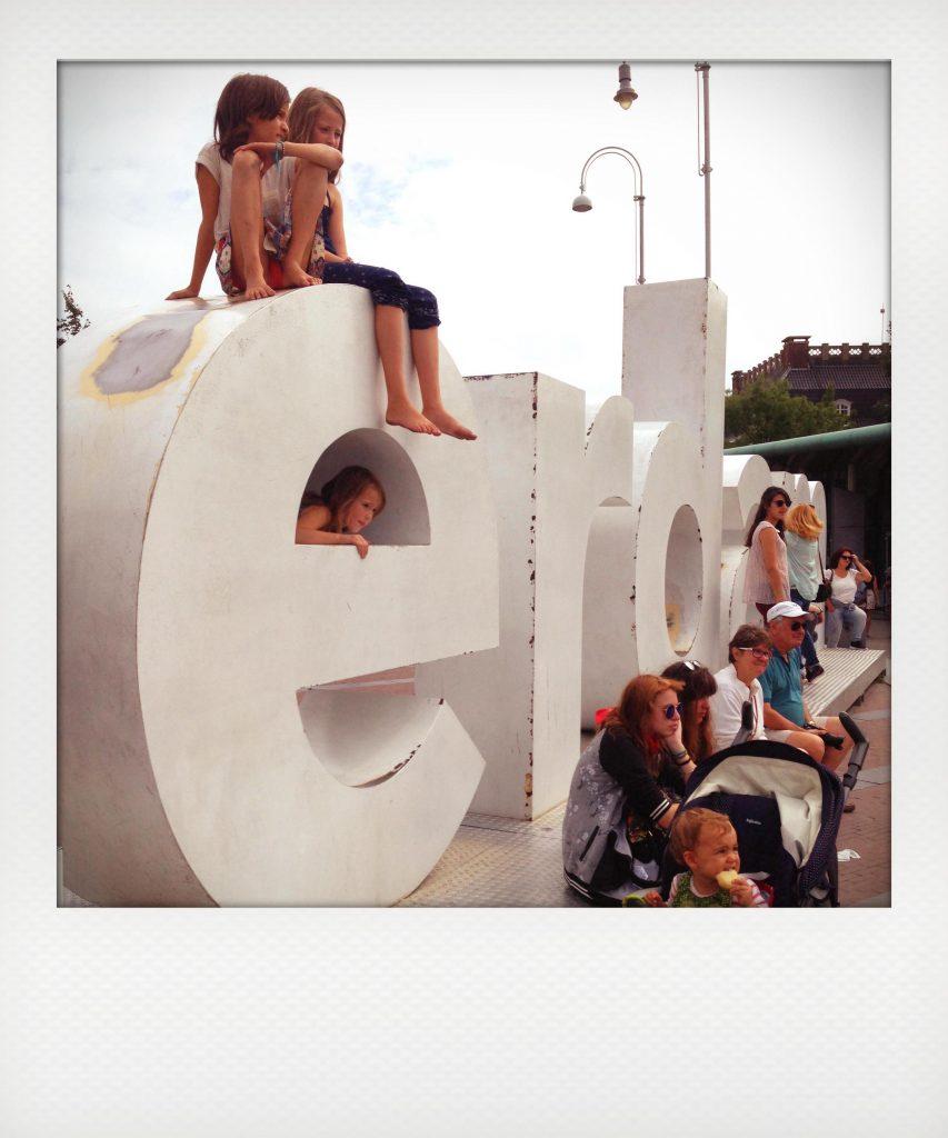 Amsterdam con bambini