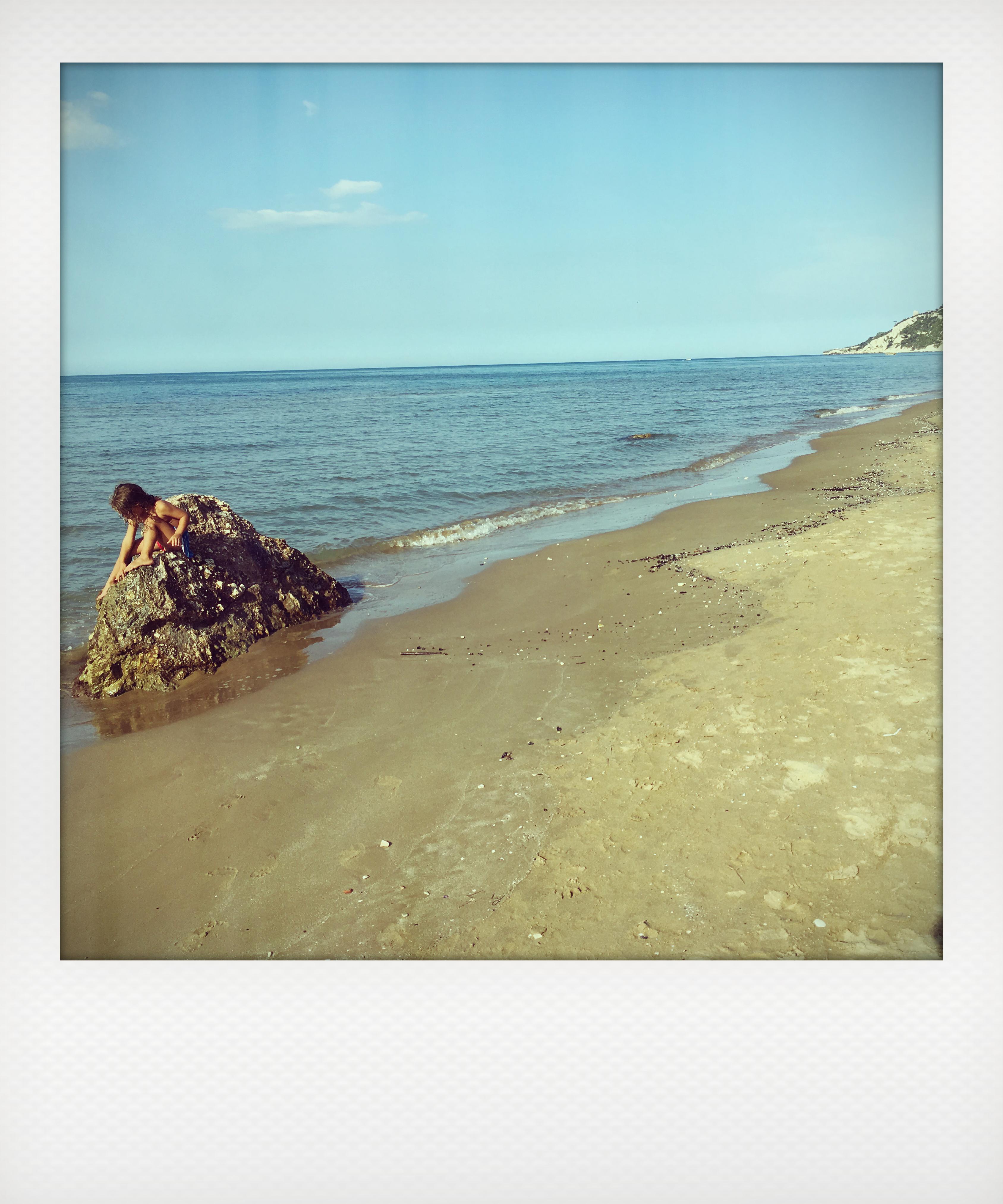Le spiagge del Gargano più belle con i bambini