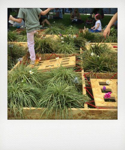 Attività per bambini a Roma al Festival del verde