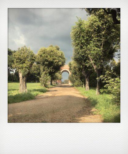 Villa Pamphili a Roma
