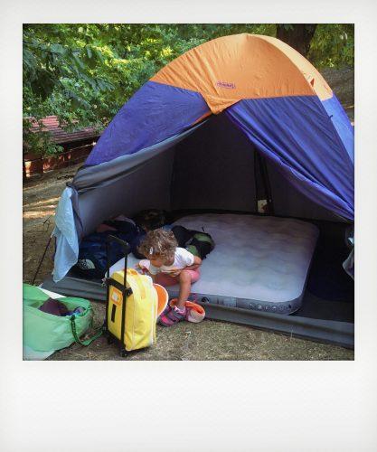 Campeggio con bambini low cost