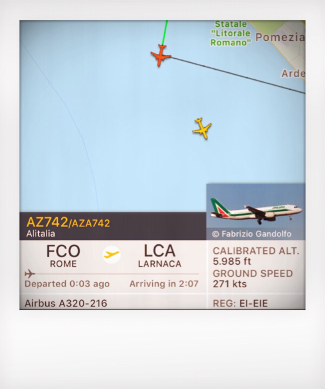 app per planespotting