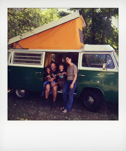 campeggio nel parco nazionale d'abruzzo