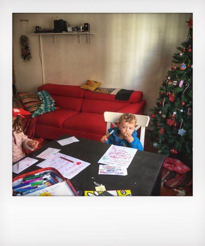 Fratelli e regali di Natale