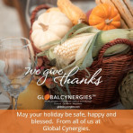 Giving Thanks 2020