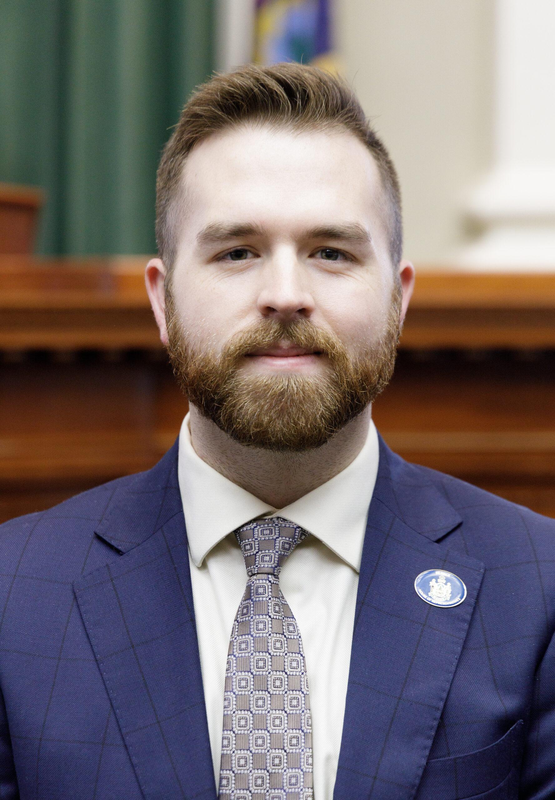 Ryan Fecteau Maine Speaker of the House