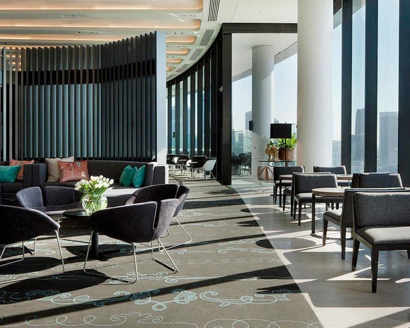 Crown Metropol Melbourne - Lobby