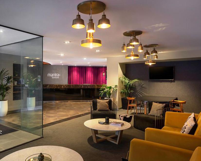 Mantra Southbank Melbourne - Lobby