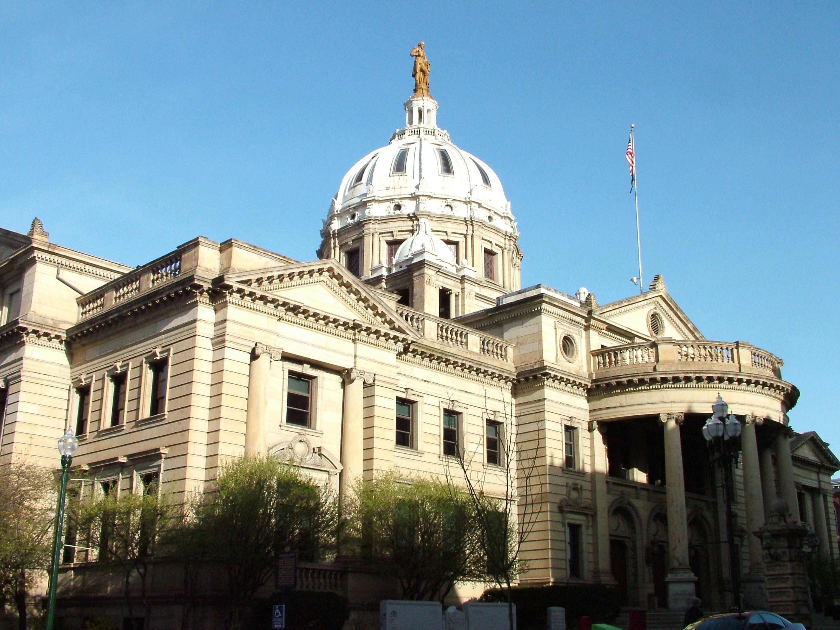Hallowich Washington_Courthouse