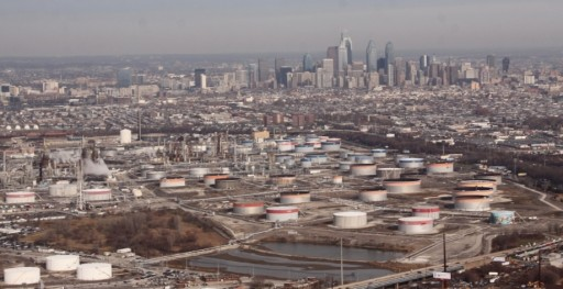 Shale Gas - PES Refinery in Philly