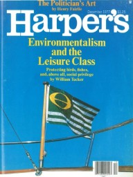 350.org - environmentalism and the leisure class
