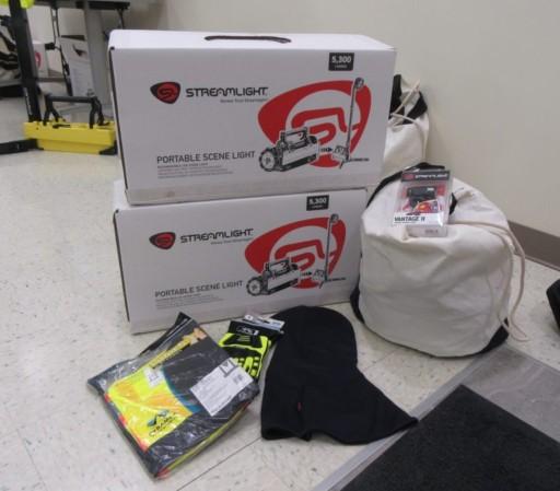 Susquehanna County emergency responders