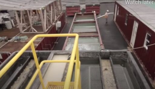 shale gas wastewater recycling