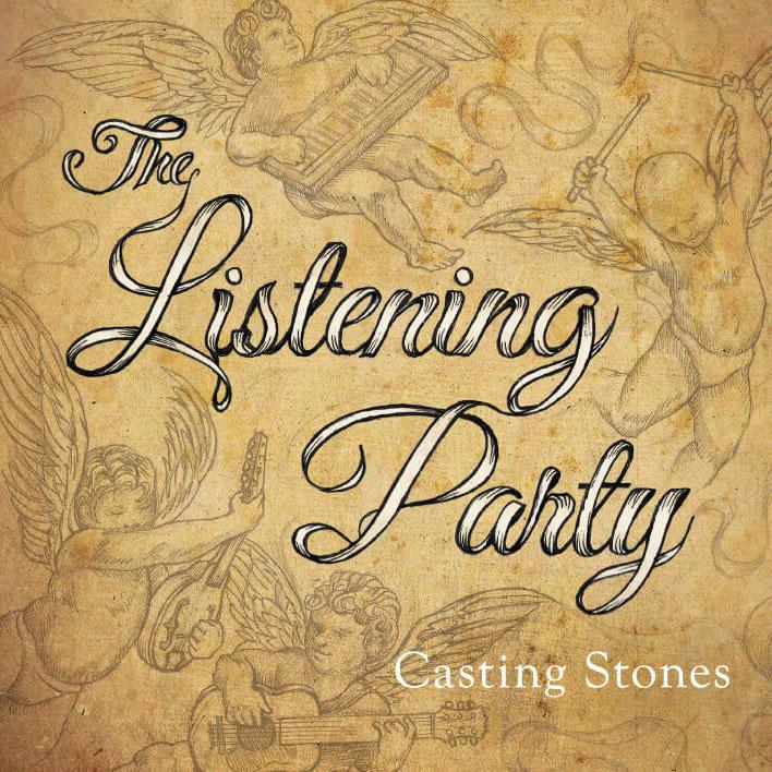 Casting Stones Album Art