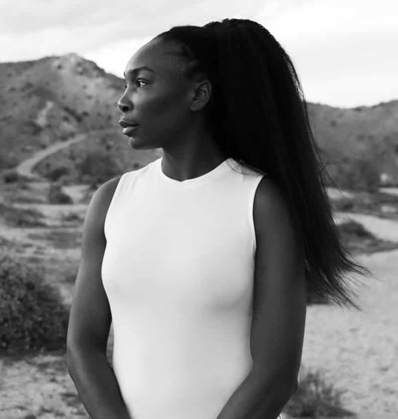 Venus Williams   Owner & President   V Starr
