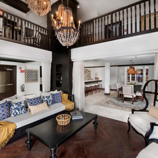Clubhouse Interior 6 | Town University | Davie, FL | Multifamily | Interior Design
